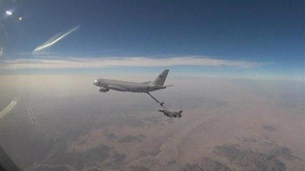 طيران التحالف العربي يشن غارات على مواقع مليشيا الحوثي في صنعاء