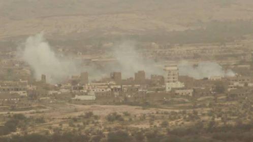 قوات الجيش الوطني تتقدم في صعدة وتحرر مواقع جديدة وتقطع أهم الخطوط الدولية إلى باقم