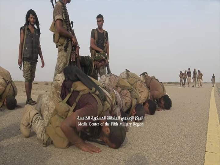 قائد القوات المشتركة يشيد بالانتصارات التي حققتها قوات الجيش بالمنطقة العسكرية الخامسة