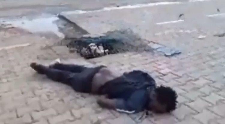 توالي فضائح الإمارات في السودان.. صحفي أمريكي يكشف عن استخدام مدرعات إماراتية لفض اعتصام القيادة العامة