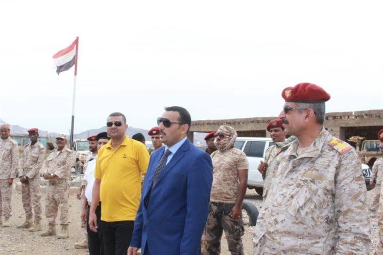 محافظ سقطرى يوجه الأجهزة العسكرية بمواجهة أية أعمال تهدد سيادة المحافظة واستقرارها