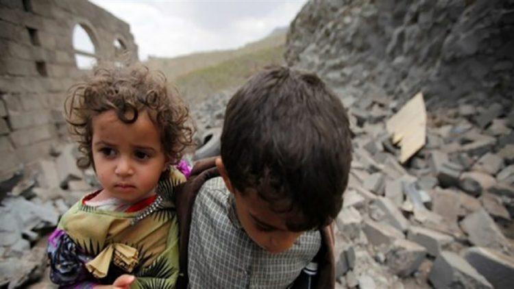 منظمة حقوقية تؤكد مقتل وجرح 107 طفلا خلال ثلاثة أشهر
