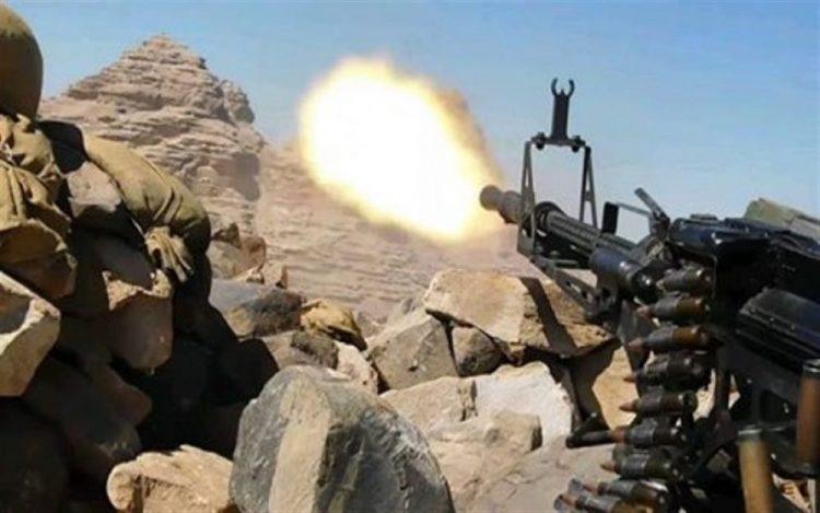 قوات الجيش الوطني تنفذ عملية نوعية وتستهدف تجمعات لمليشيا الحوثي في الضالع