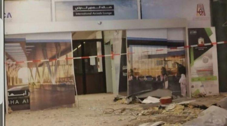 انتقالي عيدروس يحتفي بالهجوم على مطار (أبها) السعودي و التجربة الايرانية