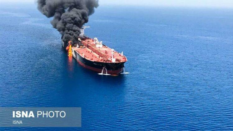 مسؤول أمريكي يكشف معلومات جديدة عن استهداف ناقلتي النفط