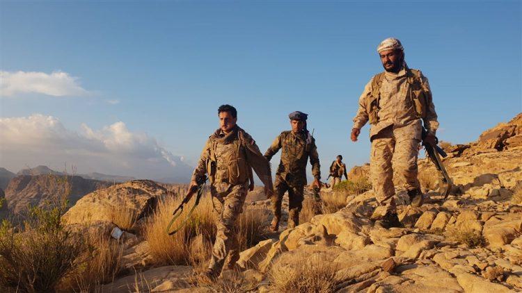 قوات الجيش الوطني تشن هجوما في صعدة وتسيطر على مواقع جديدة