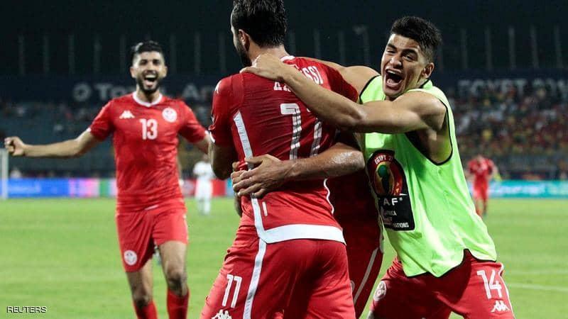 تونس تلحق الجزائر الى ربع نهائي كأس افريقيا بعد الفوز على غانا