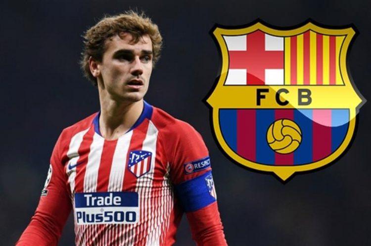 جريزمان ينضم إلى صفوف نادي برشلونة الإسباني رسميا