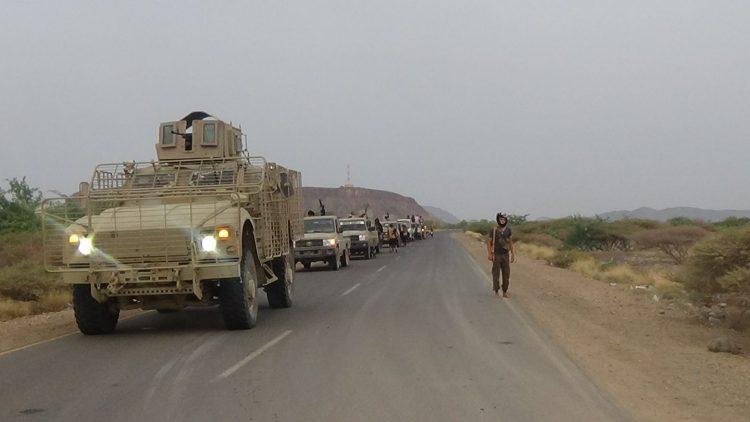 قوات الجيش الوطني تصد هجوما لمليشيا الحوثي غرب مدينة تعز