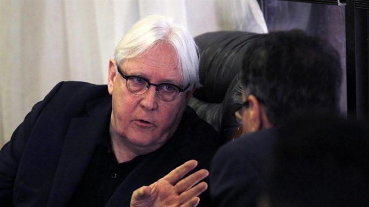 ضمن جولته الجديدة لإحياء السلام.. غريفيث يصل صنعاء لمناقشة تنفيذ اتفاق الحديدة