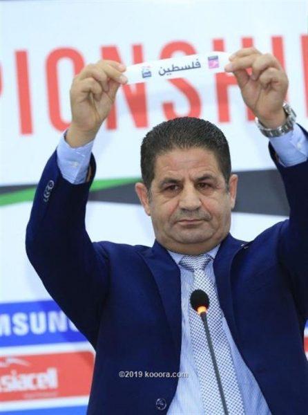 اليمن توضع في المجموعة الأولى إلى جانب العراق وفلسطين في قرعة غرب آسيا