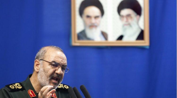 قائد الحرس الثوري الايراني يهدد الإمارات من على أراضيها!