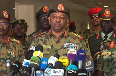 """الكشف عن معلومات جديدة تتعلق بــ""""محاولة الانقلاب"""" في السودان"""