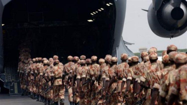بعد تداول أخبار عن انسحابها.. متحدث عسكري ينفي انسحاب القوات السودانية من الساحل الغربي