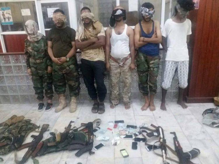 هام.. الكشف عن عصابة الاغتيالات في العاصمة المؤقتة عدن (تفاصيل جديدة بالاسماء والمهام)
