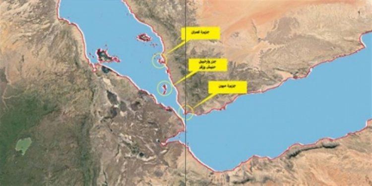 الإعلان عن تسلم قوات خفر السواحل جزيرة زقر  من القوات الإماراتية
