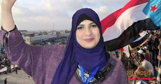 """صحفية مصرية تتهم """"الانتقالي الجنوبي"""" بمحاولة اغتيالها في القاهرة"""