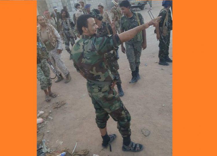 شبوة.. انتشار قوات أمنية خاصة في مفرق حبان لهذا السبب