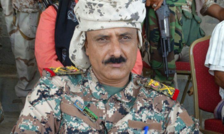 الرئيس هادي يقيل قائد القوات الخاصة فضل باعش من منصبه