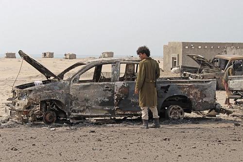 """""""عدن نيوز"""" ينشر الترجمة الكاملة لتقرير أمريكي كشف كيف قامت السعودية بمنع الإمارات من السيطرة على الحديدة"""