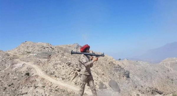مصرع عدد من عناصر الحوثي بحاولة تسلل فاشلة في صعدة