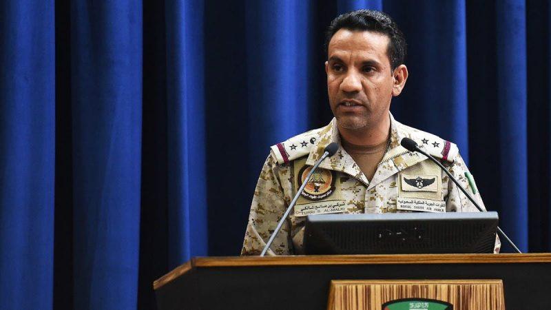 تحالف دعم الشرعية في اليمن يعلن استهداف مخازن للصواريخ والطائرات فيصنعاء