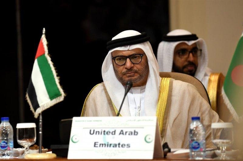 الإمارات ترد على الحكومة وتتهمها بالتقصير السياسي والعسكري