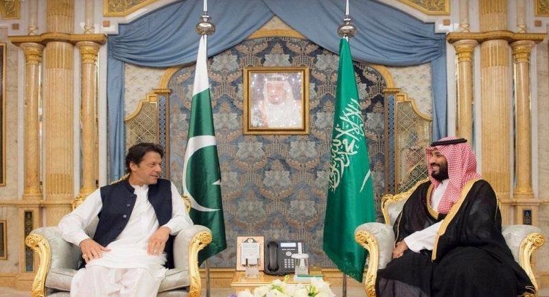 باكستان تنفي طلب الأمير محمد بن سلمان الوساطة مع إيران