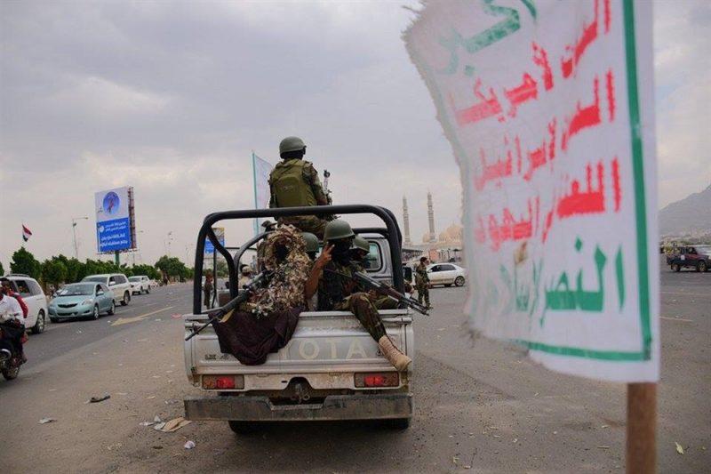 """مليشيا الحوثي تشن حملة مداهمات على منازل المواطنين في """"العود"""" بالضالع"""