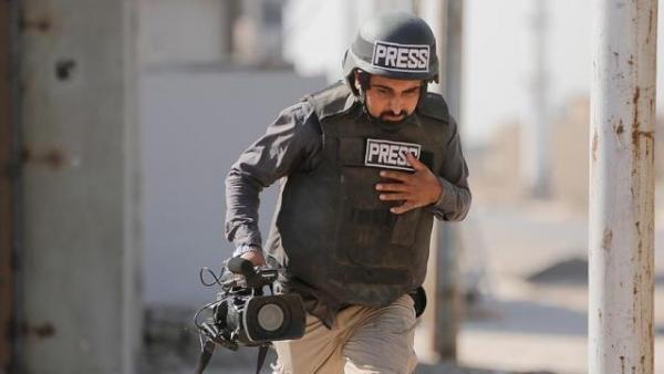 تقرير حقوقي يكشف ارتكاب 13 انتهاك ضد الحريات الإعلامية في اليمن خلال فبراير