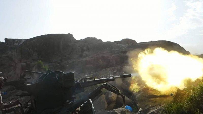 مصرع عدد من عناصر مليشيا الحوثي في محاولة تسلل فاشلة غربي الجوف