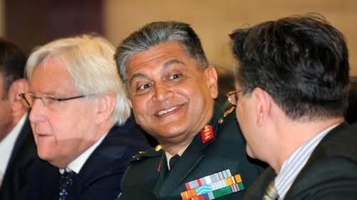 """اليمنيون يتهمون جنرال الحديدة بـ""""محاباة"""" الحوثيين"""