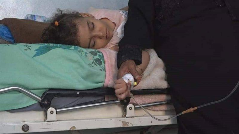 عدن تموت ببطئ.. تسجيل 582 حالة إصابة بالحميات خلال يومين