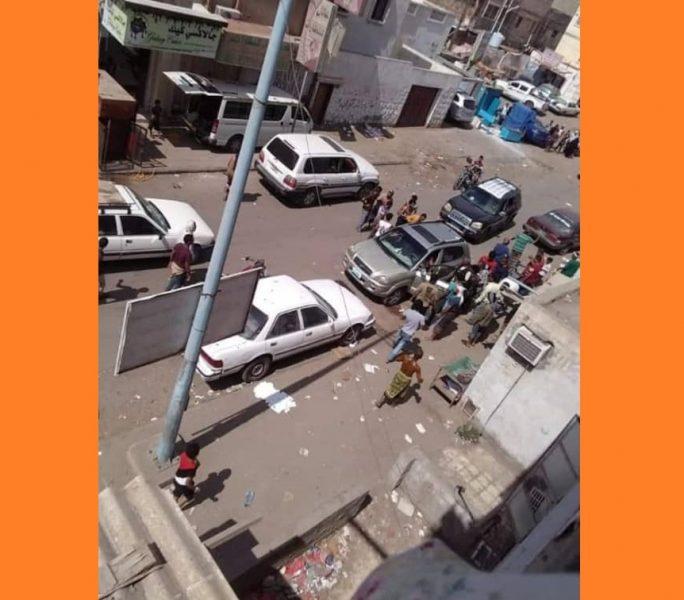 عاجل.. عملية اغتيال جديدة في العاصمة المؤقتة قبل قليل (صورة)