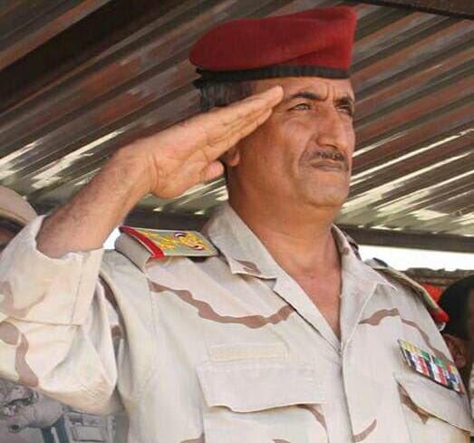 """من هو العميد """"الحمادي"""" قائد اللواء 35 مدرع الذي قتل اليوم في تعز؟"""