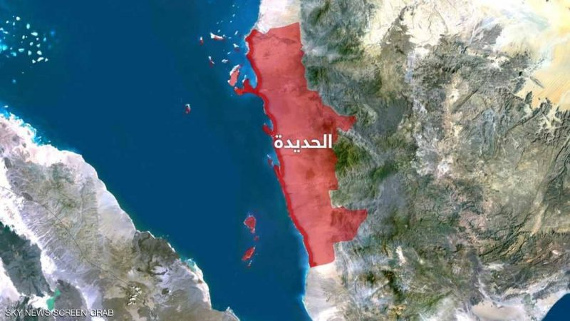 إستهداف جديد لمواقع الجيش الوطني في الحديدة من قبل مليشيا الحوثي
