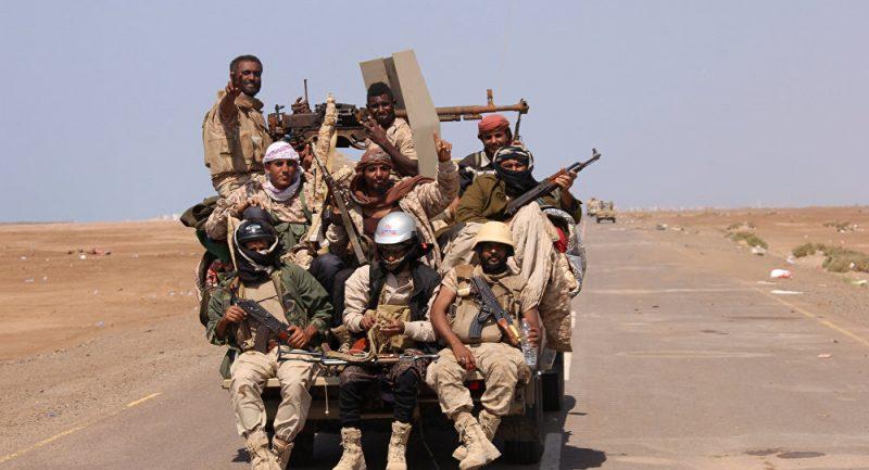 حوار مأرب والجوف مع الحوثي