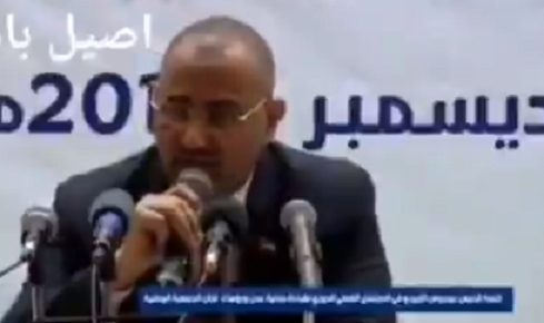 Al-Rahabi attacks separatists leader: you are selling delusions to your followers
