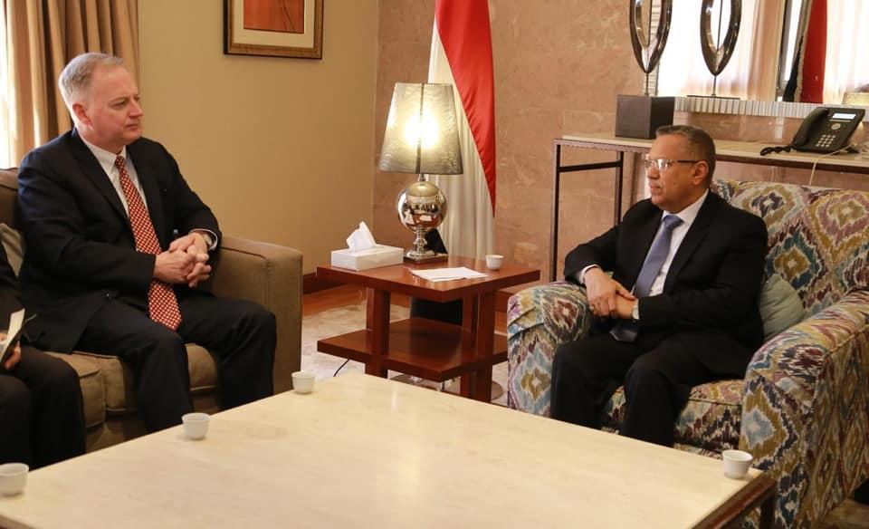 بن دغر يؤكد ان السلام في اليمن يمر عبر عدن بتنفيذ اتفاق الرياض