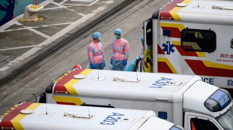 """وفاة """"242"""" حالة في يوم واحد.. فيروس كورونا يرفع حصيلة الضحايا عالميًا إلى 1357"""