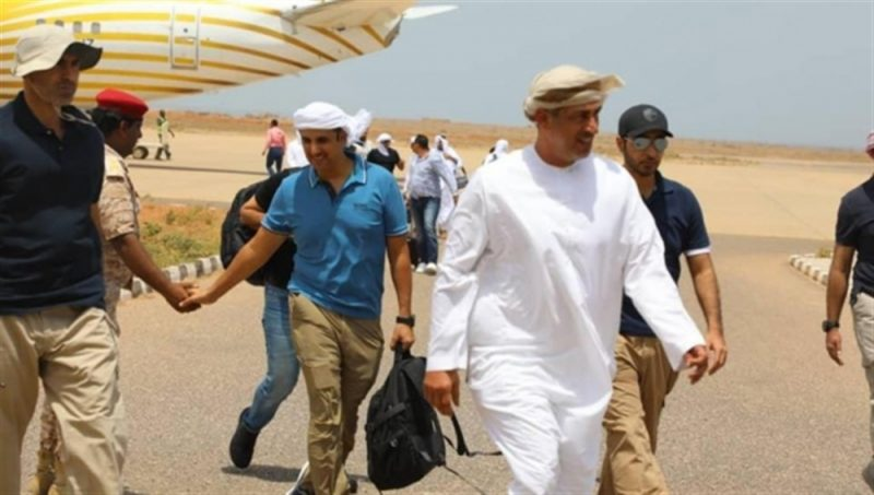 إستعدادا للإنقلاب.. الإمارات تبدأ تحركات جديدة عبر مندوبها في سقطرى
