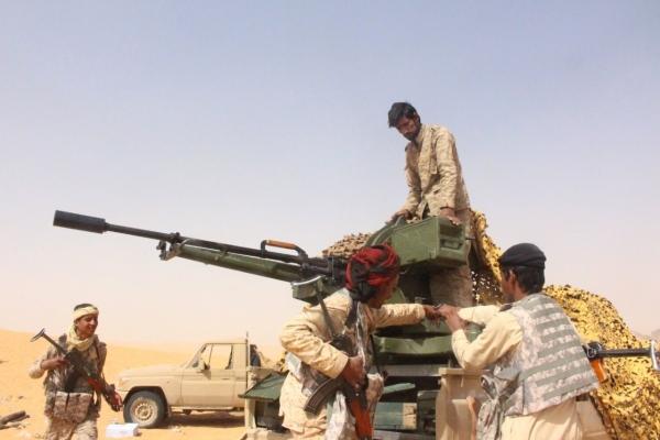 انتصارات متواصلة للجيش الوطني في مأرب والجوف .. وقائد عسكري يزف اخبار مبشرة