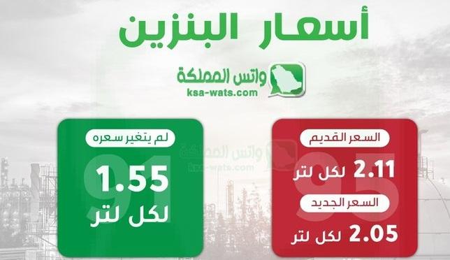 ارامكو تعلن تخفيض اسعار البنزين في السعودية.. تعرف على التسعيرة الجديدة