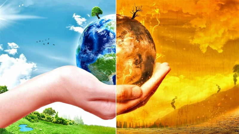 تقرير تحذيري.. الأرض تقطع نصف الطريق إلى أزمة عالمية تهددنا جميعا!