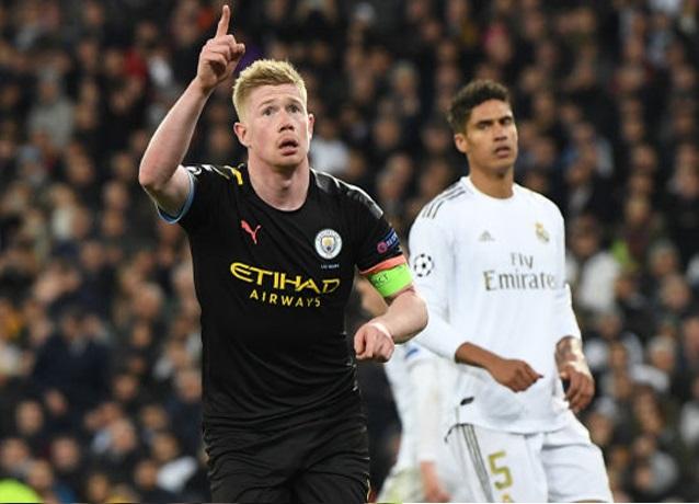 تأجيل موعد مباراة ريال مدريد ومانشستر سيتي في دوري ابطال اوروبا بسبب فيروس كورونا