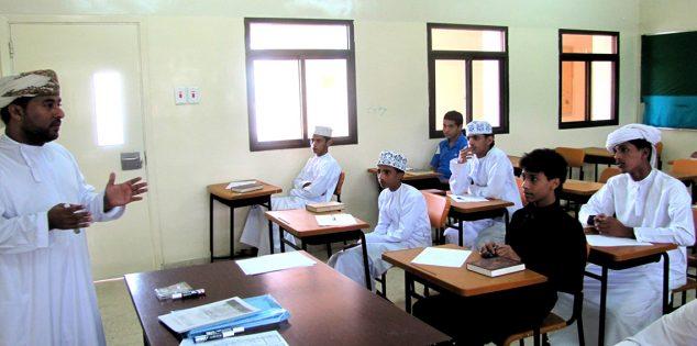 تعليق الدراسة في سلطنة عُمان لمدة شهر بسبب فيروس كورونا