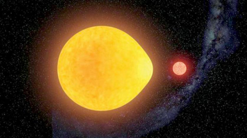 العلماء يرصدون كوكبا غريبا في مجموعة شمسية يمطر حديداً سائلاً حارقاً