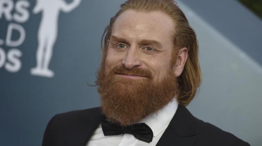 """فيروس كورونا يصيب الممثل النرويجي """"كريستوفر هيفجو"""" أحد أبطال مسلسل """"صراع العروش"""""""
