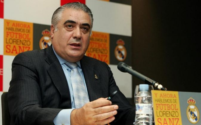 وفاة رئيس نادي ريال مدريد لورينزو سانز بسبب فيروس كورونا