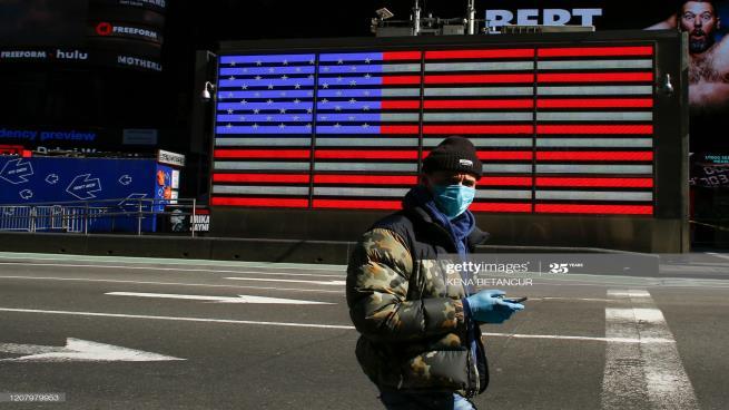 امريكا تسجل اعلى رقم اصابات بفيروس كورونا في العالم.. لماذا؟